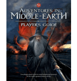 Cubicle 7 Adventures In Middle-Earth - Player's Guide