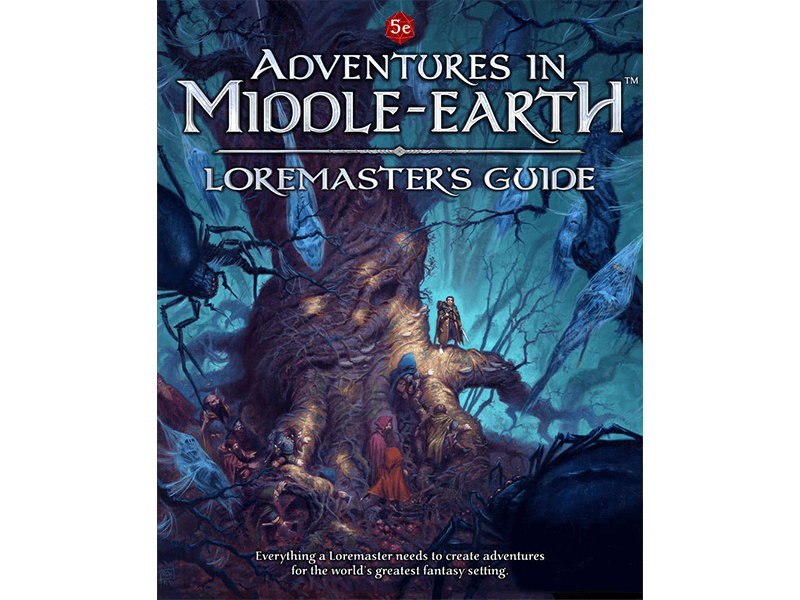Cubicle 7 Adventures In Middle-Earth - Loremaster's Guide