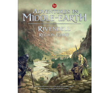 Adventures In Middle-Earth - Rivendell Region Guide