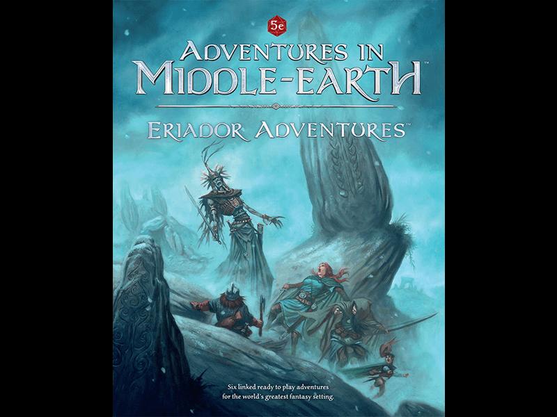 Cubicle 7 Adventures In Middle Earth - Eriador Adventures
