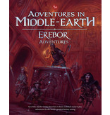 Cubicle 7 Adventures In Middle-Earth: Erebor Adventures Hardcover (ENGLISH)