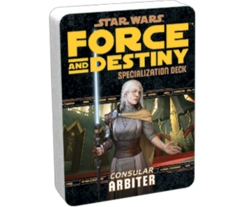 Force And Destiny - Arbiter Specialization