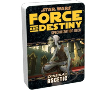Force And Destiny - Ascetic Specialization.