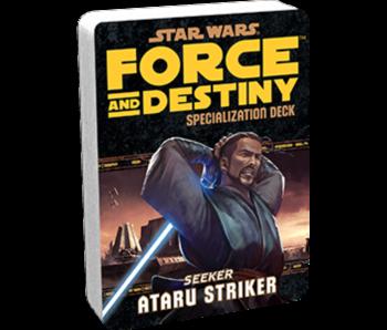 Force And Destiny - Ataru Striker