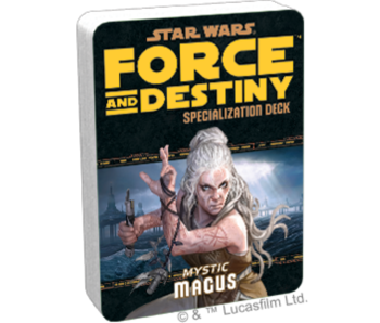 Force And Destiny - Mystic Magus