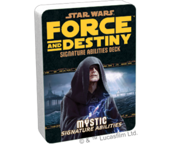 Force And Destiny - Mystic Signature Abilities