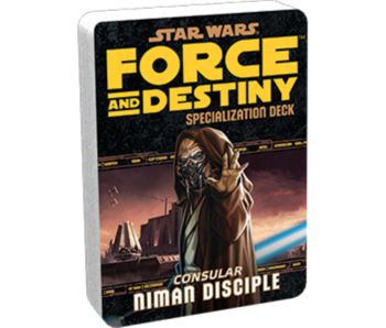 Force And Destiny - Niman Disciple
