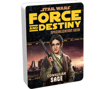Force And Destiny - Sage