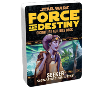 Force And Destiny - Seeker Signature Abil