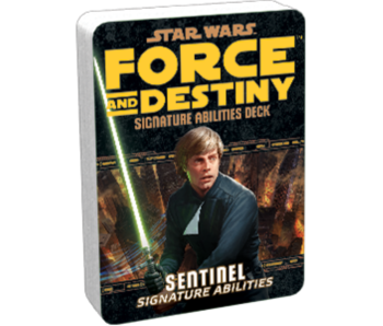 Force And Destiny - Sentinel Signature Ab