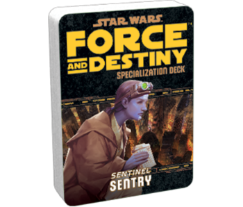 Force And Destiny - Sentry Specialization
