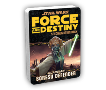 Force And Destiny - Soresu Defender