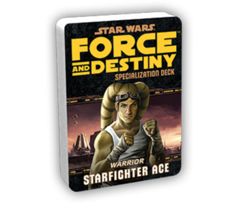Force And Destiny - Starfighter Ace