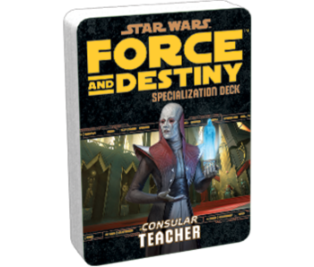 Force And Destiny - Teacher Specialization