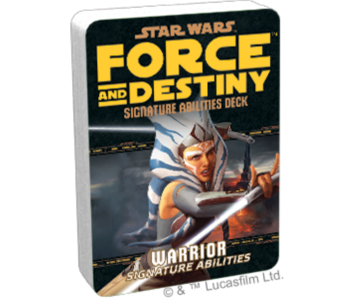 Force And Destiny - Warrior Signature Abilities