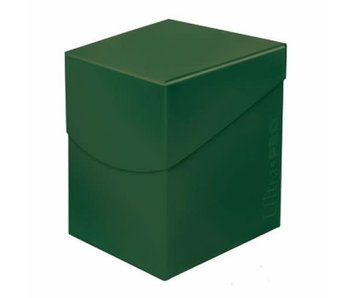 Ultra-Pro Deck Box Eclipse Forest Green 100+