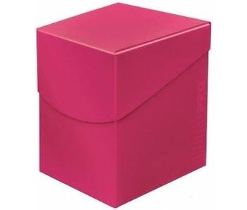 Ultra-Pro Deck Box Eclipse Hot Pink 100+