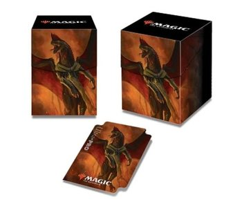 Ultra-Pro Deck Box Mtg Vaevictis Asmadi The Dire Pro 100+
