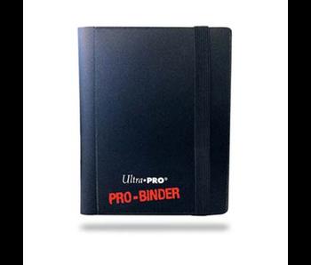 Ultra-Pro Binder Pro 2Pkt Black