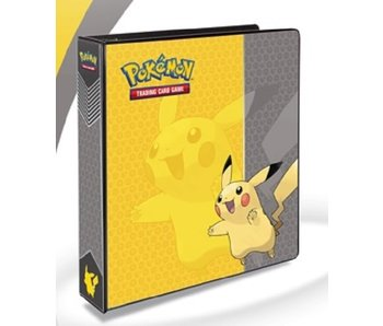 Ultra-Pro Binder 2in Pokemon Pikachu