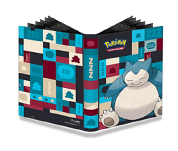 Ultra-Pro Binder Pro Pokemon Snorlax
