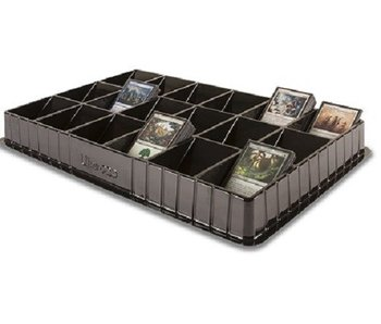 Ultra Pro Holder Card Sorting Tray 18 Slots