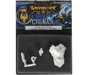 Cygnar Triumph Char Warjack Upgrade