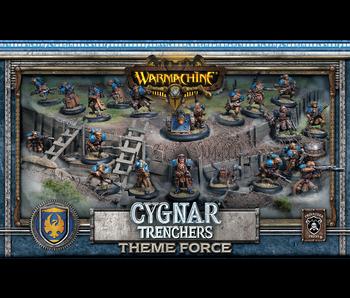 Cygnar Trencher Force Box - PIP 31901