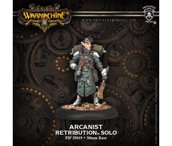 Retribution of Scyrah Arcanist Solo