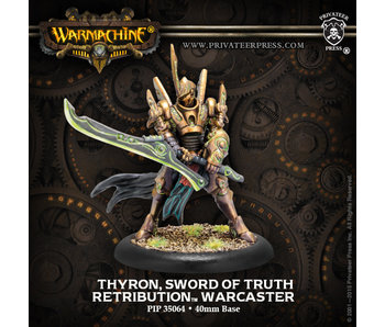 Retribution of Scyrah Thyron, Sword Of Truth Warcaster