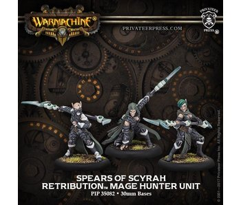 Retribution of Scyrah Spears Of Scyrah Unit (6)