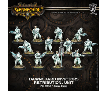 Retribution of Scyrah Dawnguard Invictors Unit