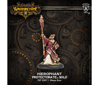 Protectorate of Menoth Hierophant Warcaster Attachment PIP 32057