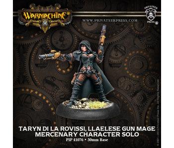 Mercenary Taryn Di La Rorvissi Solo