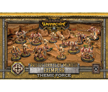 Protectorate of Menoth Exemplar Theme Box