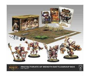 Protectorate of Menoth Battlegroup Box Mk.III
