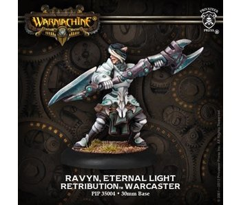 Retribution of Scyrah Ravyn, Eternal Light Warcaster