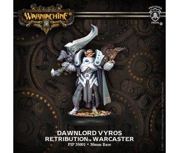 Retribution of Scyrah Dawnlord Vyros Warcaster