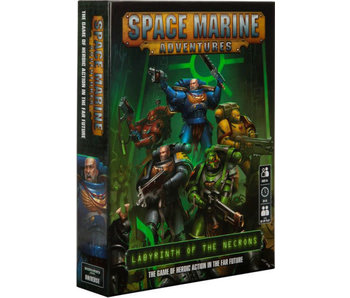 Space Marine Adventures -Labyrinth of the Necrons