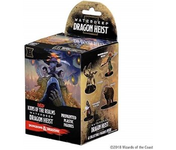 D&D Icons 9: Waterdeep Dragon Heist Brick