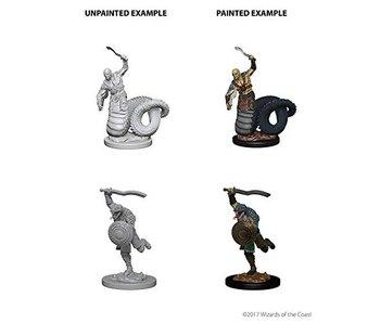 D&D Unpainted Minis Wv4 Yuan-Ti Malisons