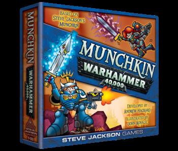 Munchkin Warhammer 40K (ENGLISH)