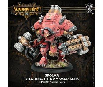 Khador Heavy Warjack Grolar / Kodiak (Plastic)