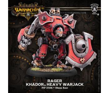 Khador Berserker / Mad Dog / Rager Heavy Warjack