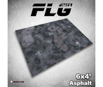 Frontline Gaming Mat Asphalt 6x4