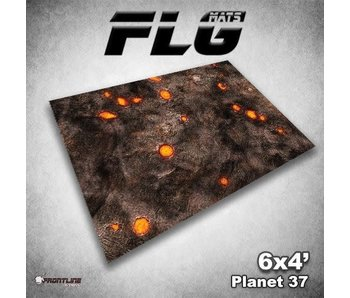 Frontline Gaming Mat Planet 37 6x4