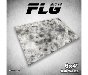 Frontline Gaming Mat Ash Wasteland 6X4