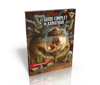 Donjons & Dragons 5E - Guide de Xanathar (Français)