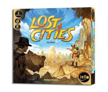 Lost Cities Le Duel (Français)