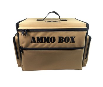 Battle Foam AMMO BOX BAG: STANDARD LOADOUT 28-32MM (KHAKI)